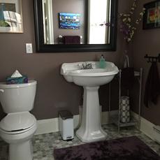 Half Bathroom - Downstairs